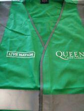 Queen + Adam Lambert Original Tour Vest(Unused) 2019