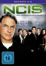 NAVY CIS - SEASON 4.2 MB  3 DVD NEU  COTE DE PABLO/MARK HARMON/+