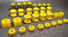 Complete Polyurethane Suspension Bushings Set LADA 2101-2107 RIVA NOVA LAIKA