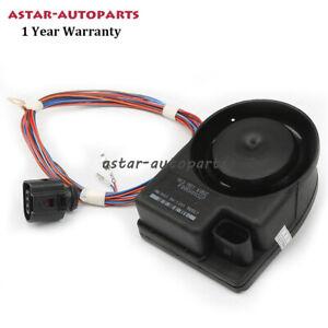 Anti Theft Alarm Siren Horn Set Fit For VW Golf GTI Jetta AUDI A4 A5 A6 Q5 Q7 TT