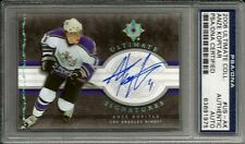 2006 UD Ultimate Collection Anze Kopitar Signed Auto RC Card PSA/DNA Slabbed