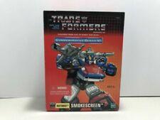 Transformers G1 Commemorative Series 6 Smokescreen Reissue Action...