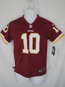 Washington Redskins Robert Griffin III Youth Sizes M/L/XL Nike Jersey