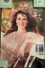 CELINE DION A NEW DAY HAS COME THE WIZ PROMOTIONAL PROMO POSTER 2002 NEW