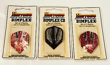 New Old Stock Lot of 3 packages (3 flights per package) Harrows Dart Flights