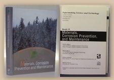 Aromaa Materials, Corrosion Prevention and Maintenance Books 15 1999 Technik xy