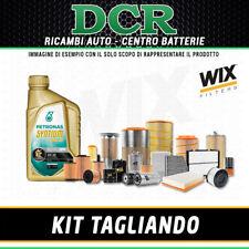 KIT TAGLIANDO ALFA ROMEO GT 1.9 JTD 150CV 110KW DAL 2003 AL 2010 + PETRONAS 5W30