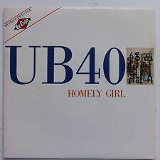 UB40 Homely girl 90665 PM 102 Discothèque RTL