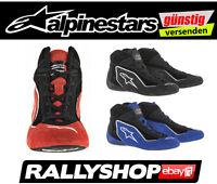 FIA ALPINESTARS SP Rennstiefel Ultraleicht Sport Schuhe alle Größe Farbe LAGER