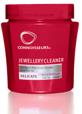 Connoisseurs Delicate Jewellery Cleaner Dip for Pearls, Opal, costume jewelry,