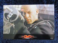 XxX lobby cards - Vin Diesel, Triple X lobby cards