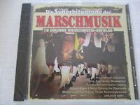 Die Superhitparade der Marschmusik - Mosch, Payer, Kriso, Pascher - CD Neu OVP