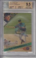 1994 Sportflics Rokkie/Traded Card #148 Alex Rodriguez Z16874  - BVG GemMt (9.5)