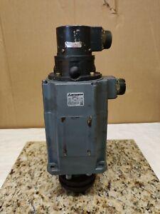 Mitsubishi AC Servo Motor, # HA80C-S, W-encoder