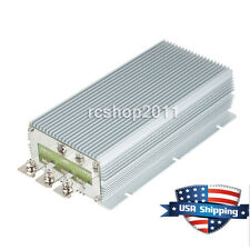 DC 24V to DC 12V 100A Step Down Converter Reducer 1200W Car High Power Converter