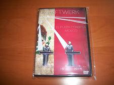 KRAFTWERK - MEXICO LA CONDESA DVD 2014