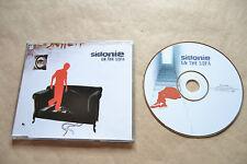 SIDONIE ON THE SOFA   2003  CD INCLUYE CD 6 TRACKS  PROMO