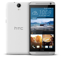 Unlocked HTC E9+ Dual Stand-by Android 20MP Wi-Fi Smartphone Gray/ Brown/White
