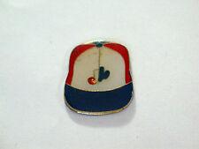 Montreal Expos Baseball Cap Vintage Enamel Lapel Pin Badge