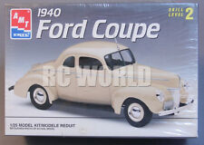AMT Ertl  1940 FORD COUPE Hot Rod   1/25 Model Kit  *SEALED*  #S5