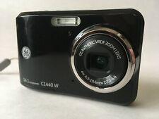 GE Smart Series C1440W 14.1MP Digital Camera 4x Zoom IS Lens HD *LOOK*