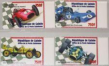 Guinée 2002 3722-25 2104-07 race car des voitures Ferrari Lotus Marmon wasp **