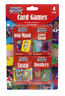 4 x Children's Playing Cards - Kids Games Playing Snap Donkey Family Fun