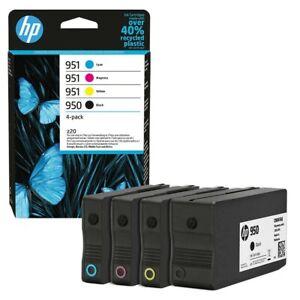 HP Druckerpatronen 950 / 951 für Officejet Pro 276 8100 8600 8610 8620 Multipack