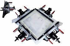 "Screen Printing Manual Stretcher Silk Screen Mesh Plate Making Hand Tool 24""x24"""