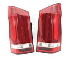2 LED TAIL LIGHT LAMP SEQUENTIAL DYNAMIC INDICATOR  For Benz VITO W447 2015-2019