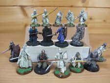 16 CLASSIC METAL LOTR ARMY OF THE DEAD PART PAINTED (475)