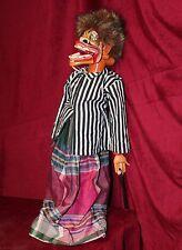 "Vintage Javanese Wayang Golek Rod Theater Puppet (26"")"