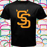 Supersuckers Rock Band SS Logo Men's Black T-Shirt Size S M L XL 2XL 3XL