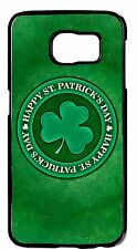 St.Patricks Day Clover Irish Back Rubber Cover Case For Samsung Galaxy Note 5