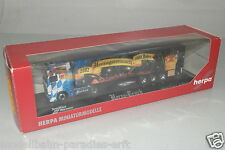 Herpa 1:87  120364 DAF XF 95 Spedition Wormser / Herzo-Truck OVP(EH4036)