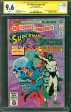 DC Comics Presents 29 CGC SS 9.6 Jim Starlin Spectre Dr Mid-Nite 1/1981