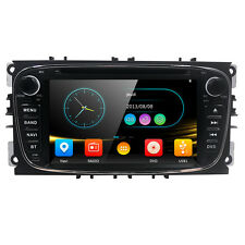 "Car Stereo DVD GPS Player EA 7"" HD Touch Screen BT MP3/USB/Radio for Ford"