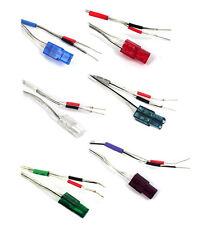 100% Genuine SAMSUNG Set di 6 SPEAKER WIRE del cavo per HT-D5100 HTD5100