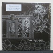 JOHANN JOHANNSSON 'Fordlandia' Remastered 180g Vinyl 2LP NEW/SEALED