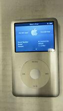 Apple iPod Classic 6th Generation 80GB - Silver 8L734JSHY5N