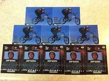 10x Lot Joey Garcia BMX Trading Cards 2000 Fleer Adrenaline X-Games Metal Winner