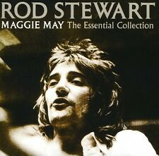 Rod Stewart - Maggie May: Essential Collection [New CD] UK - Import