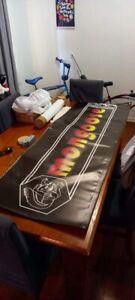 Large Mongoose Bmx Banner
