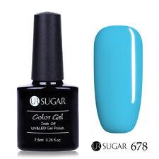 7.5ml UV/LED Gel Nail Polish Soak Off Base Top Coat Color Gel Varnish UR SUGAR