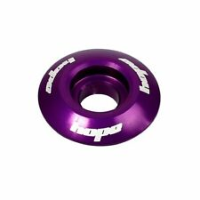 Hope Tech Headset Bike Stem Top Cap - Purple | MTB Cycling Mountain Bike