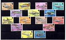 Gibraltar Aviones Comerciales serie del año 1982 (AN-902)