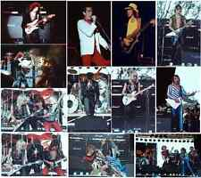 30 Rainbow/Scorpions/Judas Priest Monsters Of Rock concert photos Donington 1980