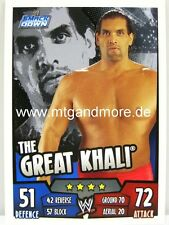Slam Attax Rumble-The Great Khali-SmackDown