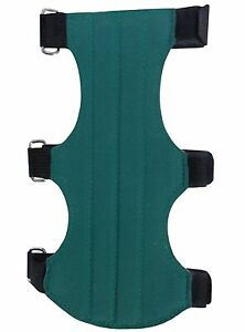 Arm Guard Available in 8 different Colours Fabric Archery 18CM Long FAG202 YOUTH
