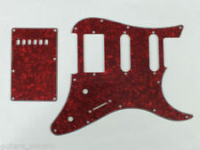Ricambi per chitarra elettrica rossa per chitarre e bassi